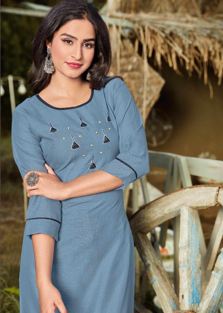 12 Angel Presents Fantom Heavy Rubby Cotton Top With Pant At Online Shopping