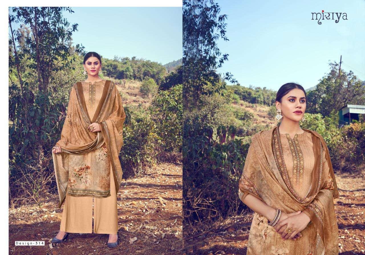 Miraya Shilpi By Aarav Trendz Jam Silk Satin Fancy Suit Designs Wholesaler