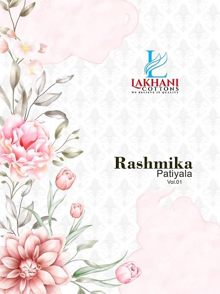 Lakhani Rashmia Patiyala Vol-1 1001-1012 Pure Cotton Readymade Suit