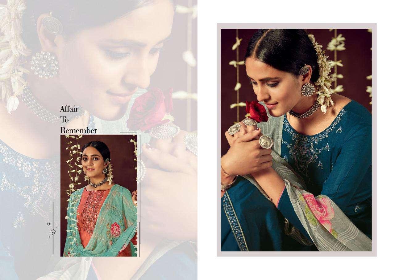 Siyoni Designer Ruksar Series 8001-8008 Jam Cotton Salwar Kameez