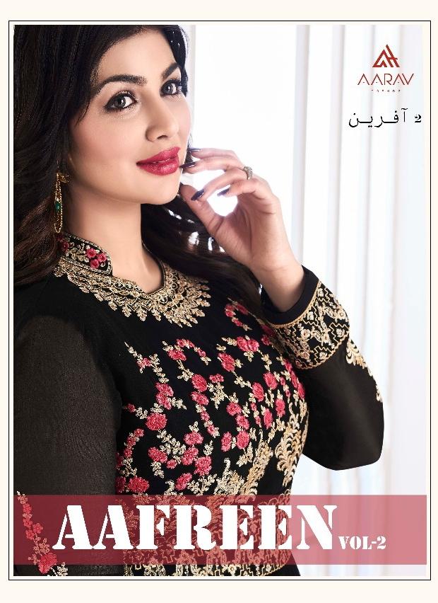 Aarav Trendz Afreen Vol 2 Lehanga Collection Dealer
