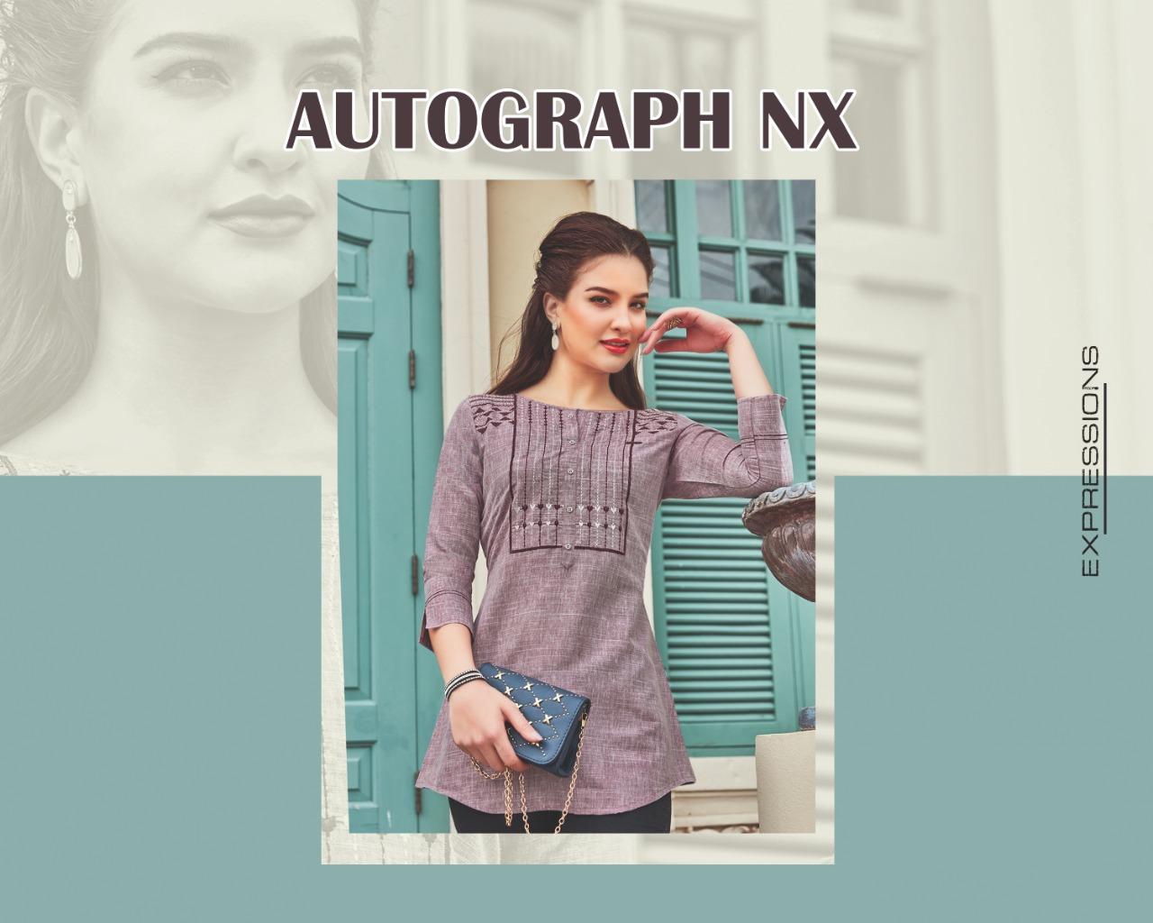 Lymi Autograph Nx Cotton Affordable Price Kurti Catlogue