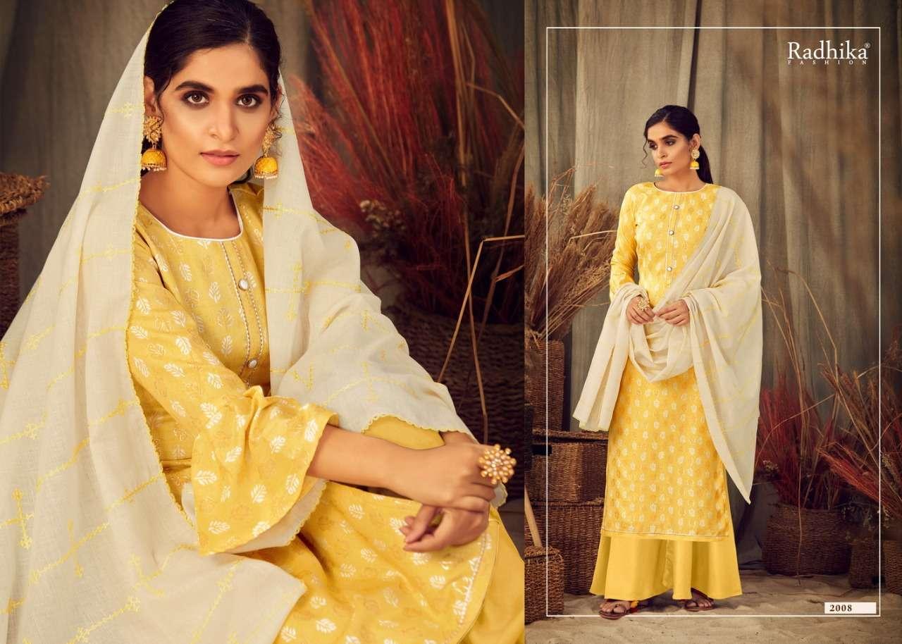 Radhika Blossom Vol-2 Series 2001-2008 Cotton Salwar Kameez