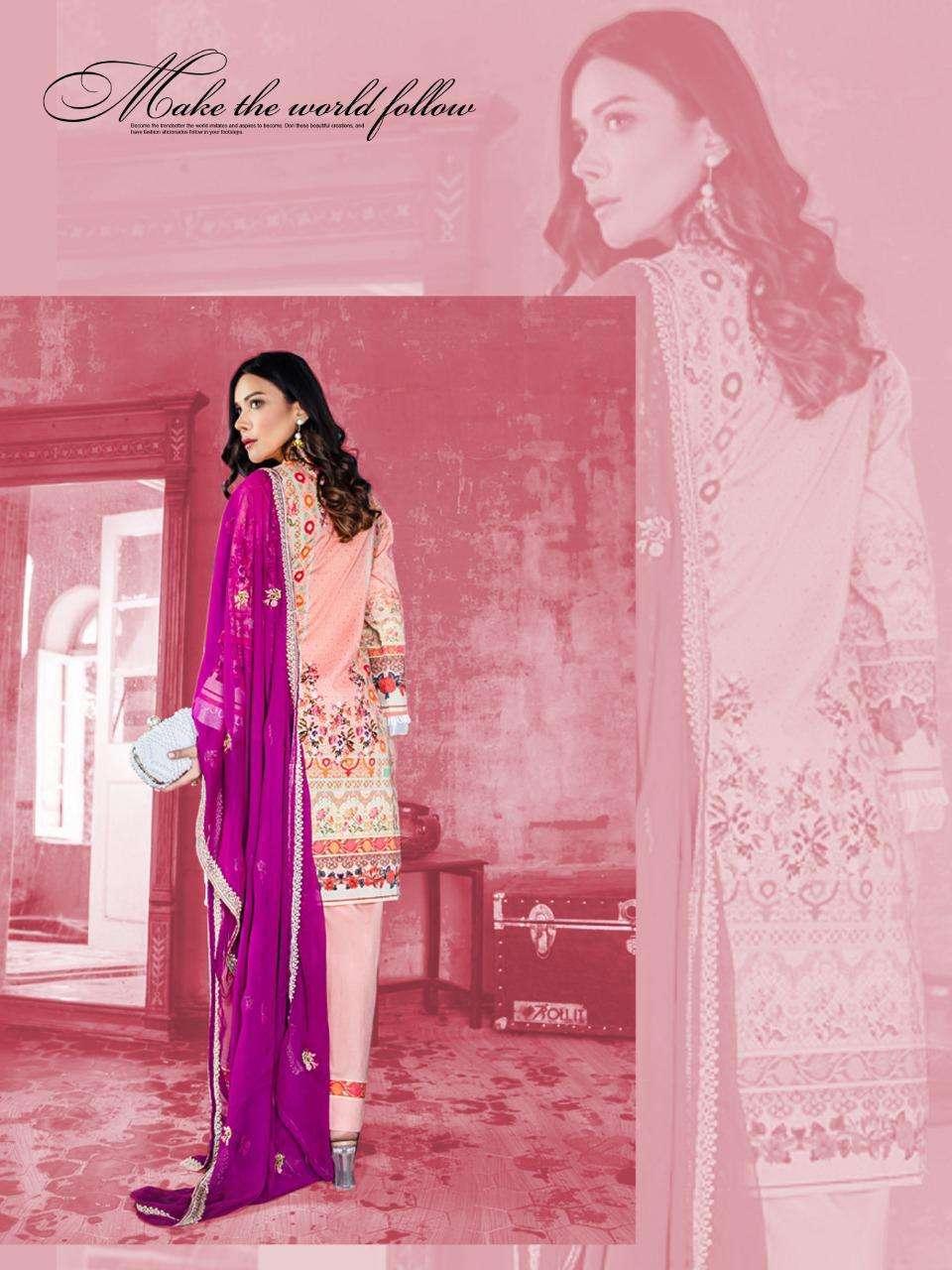 Nandgopal Prints Sofiya Vol 2 Pure Cotton Printed Ladies Suits Wholesaler
