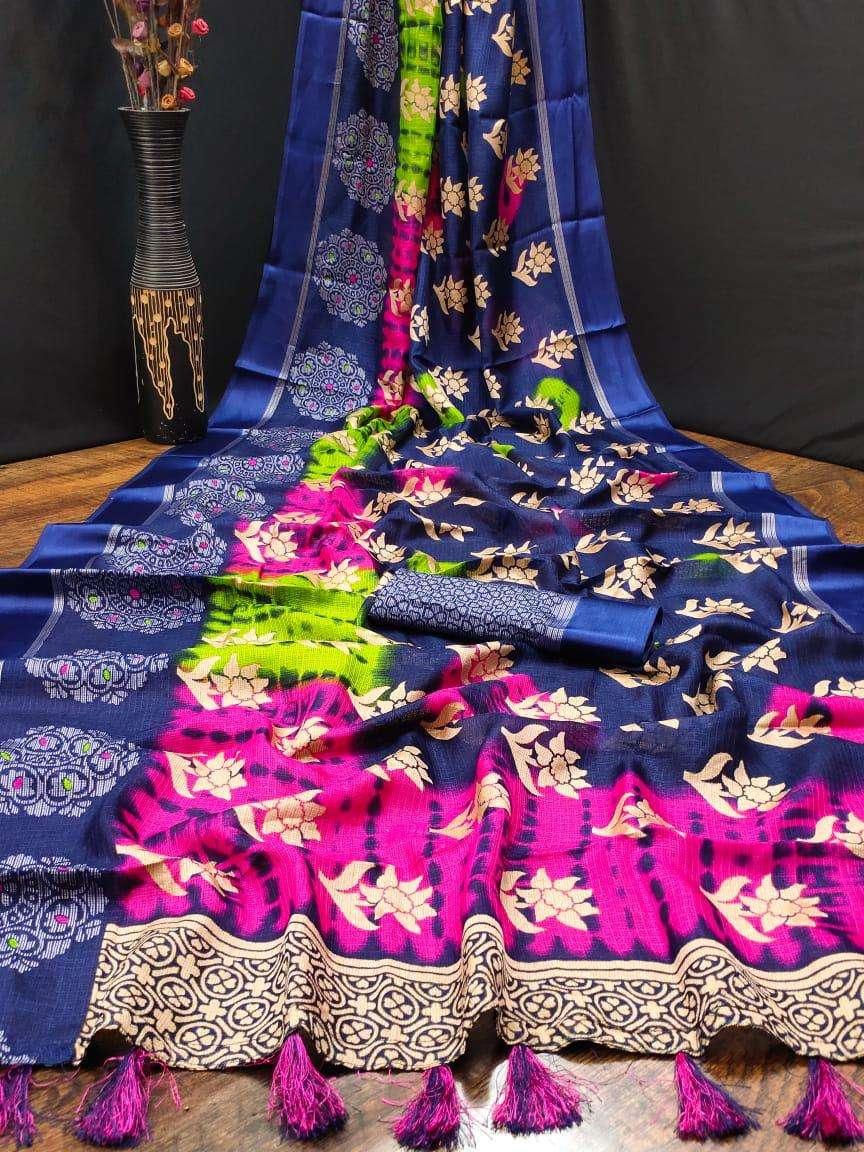Shreyans Silk Brasso Vol 4 Traditional Wear Fancy Saree Wholesaler