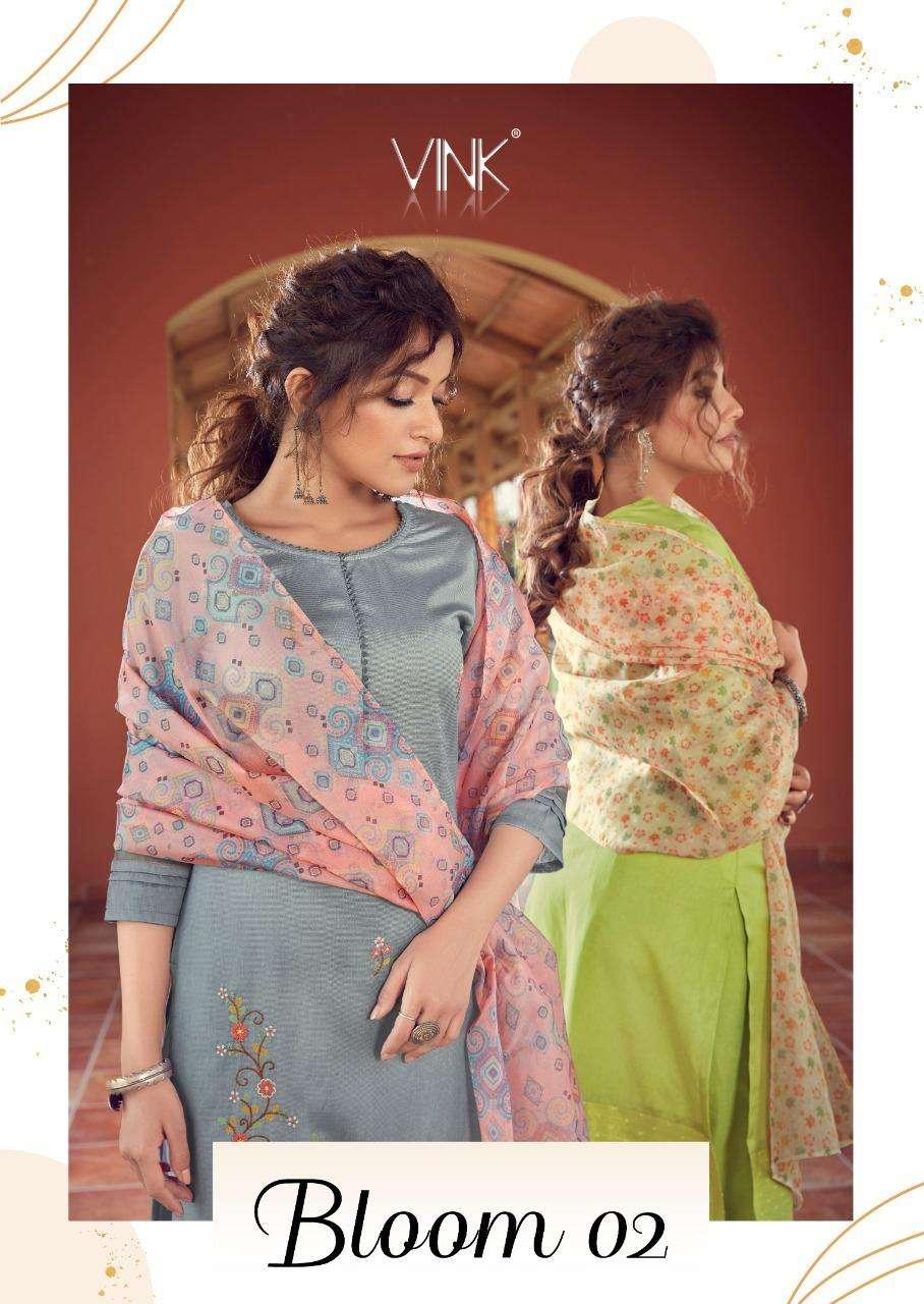 Vink Bloom Vol 2 Readymade Fancy Salwar Kameez Wholesaler