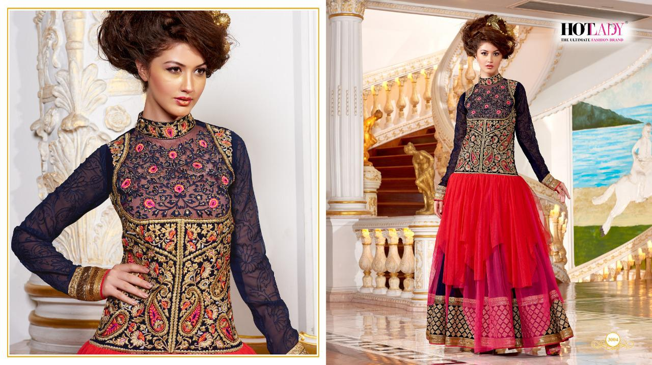 Hotlady Designer Fancy Suit