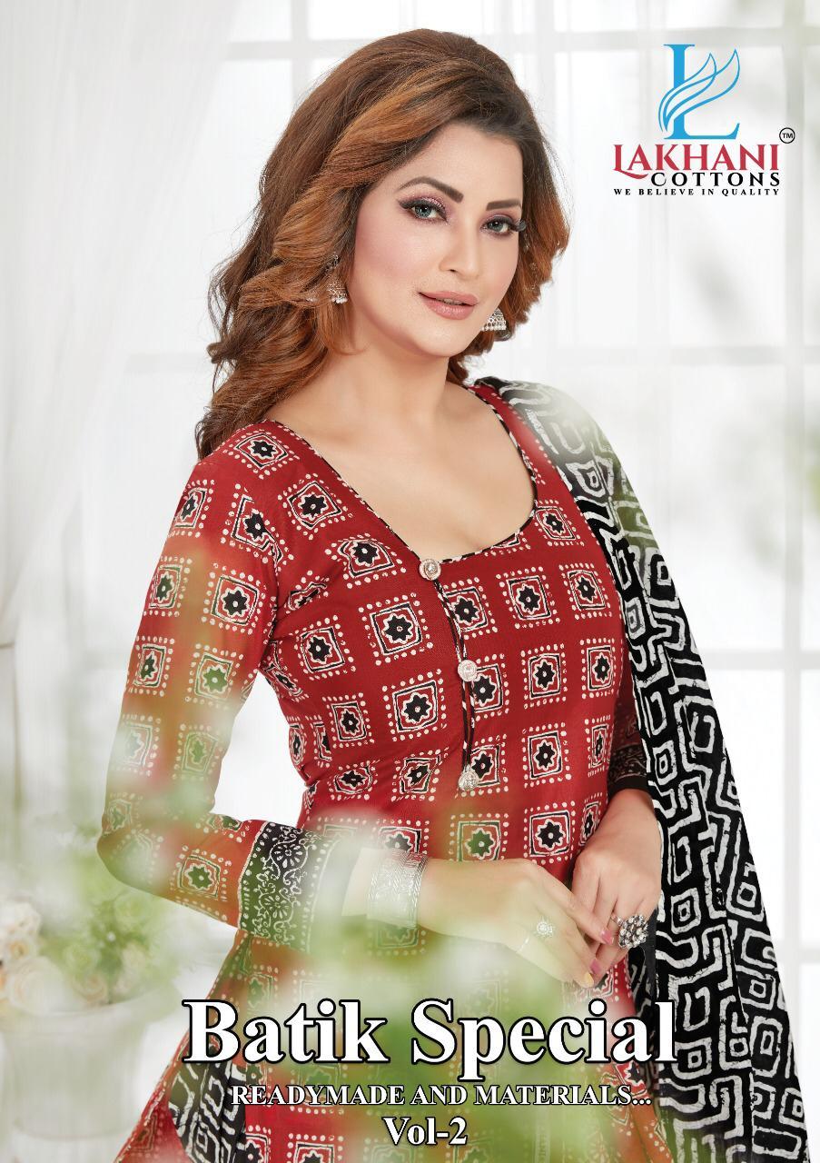 Lakhani Batik Special Vol-2 Cotton Printed Suit