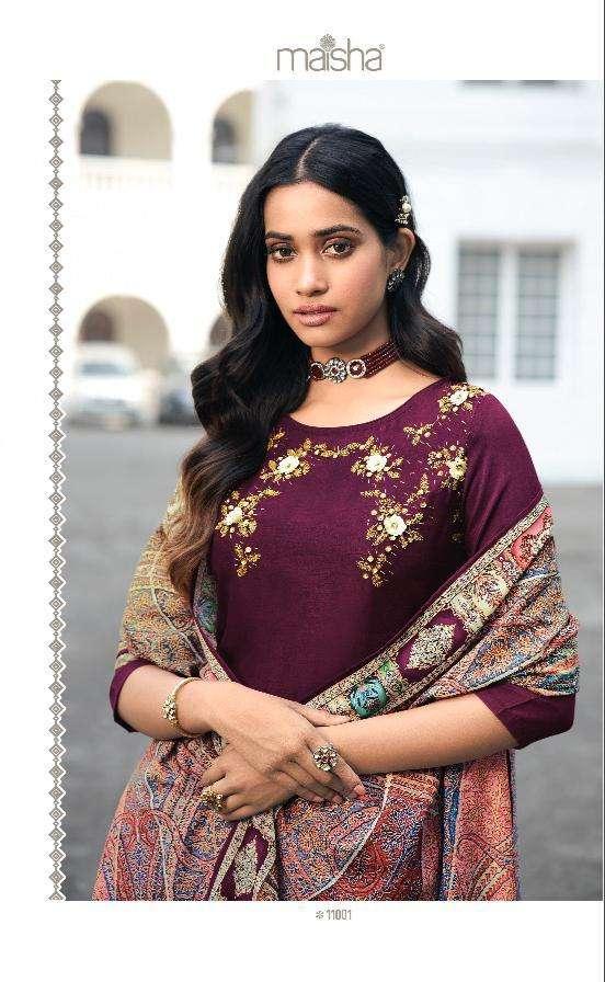 Maskeen Masleen Readymade Stylish Fancy Salwar Kameez