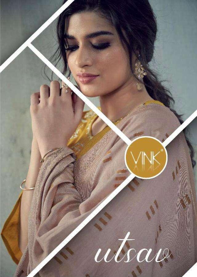 Vink Utsav Readymade Top Pant With Dupatta Collection