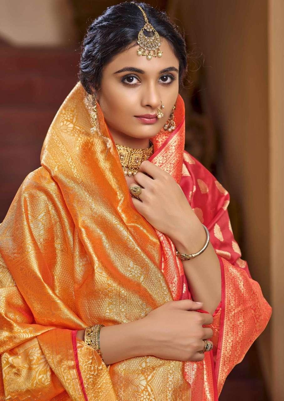 shakunt roopnarayani series 30261-30266 art silk saree