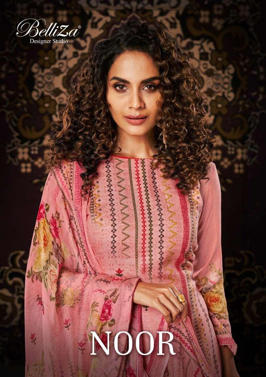 belliza noor series 578001-578010 pure pashmina suit