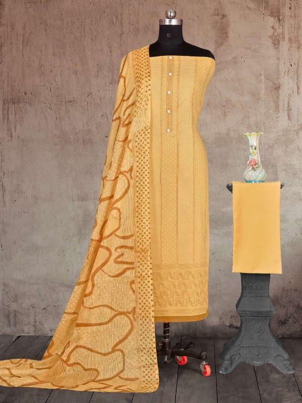Bipson Kota Gold 1520 Cotton Casual Salwar Kameez